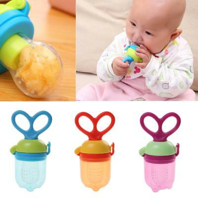 Baby Pacifier feeding Fresh Food Baby Supplies Safe Nibbler Feeder Feeding Tools
