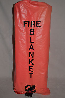 """NEW - KEVLAR Fire Blanket 54"""" x 72"""" By Laurentide In Protective Bag"""