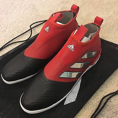 adidas Ace Tango 17+ PureControl Turf Shoes US 10