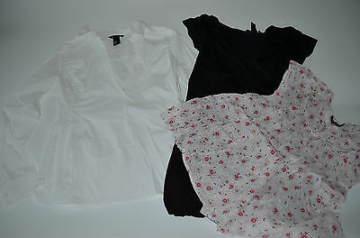 Bundle of maternity tops and dress