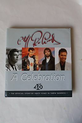 Cliff Richard, A Celebration The Official Story of 40 Years in Show Business VGC