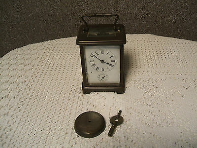 French / Alarm / Carriage Clock