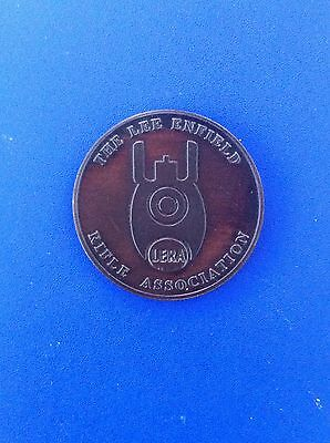 The Lee Enfield Rifle Association (LERA) Medal - Unresearched.