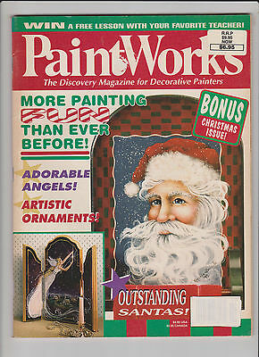 PAINT WORKS Issue 24 ~ 13 Projects ~ USA 1996 ~ VGC