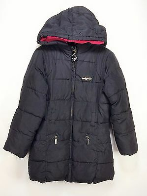 Girls size 5-6 Hooded Puffer Coat by Baby Phat