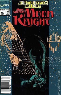 Marc Spector Moon Knight (1989) #28 FN