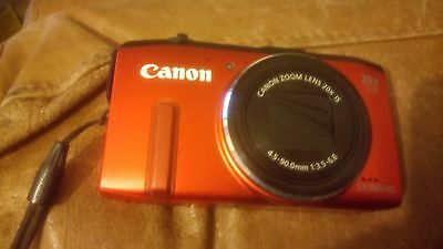 Canon SX 280 HS Digital Camera