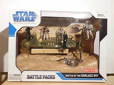 Star Wars The Legacy Collection - Battle at the Sarlacc Pit