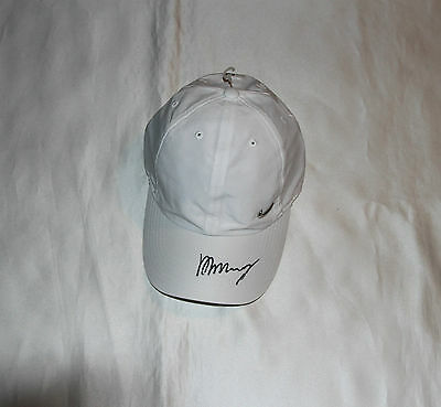 Andy Murray Autographed Nike Tennis Cap with COA