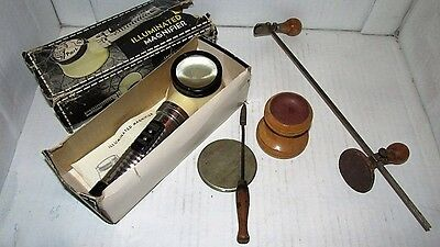 Vintage lot of Jewelers / Watch Makers Tools