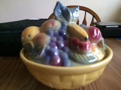 Shawnee 83 Fruit Bowl With Lid