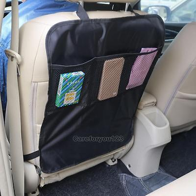 Car Auto Seat Back Protector Cover Children Baby Kick Protective Mat Organizer