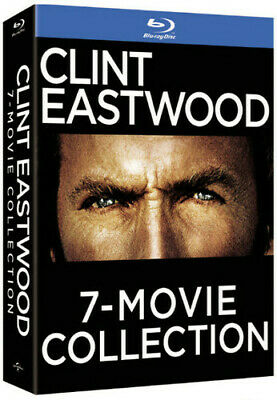 Clint Eastwood: Universal Pictures 7-Movie Coll (2015, Blu-ray NEW)