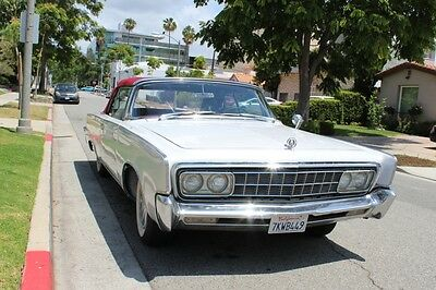 1966 Chrysler Imperial Convertible 1966 Cherysler Crown Imperial like 1960 1961 1962 1963 1964 1965 300 or newport