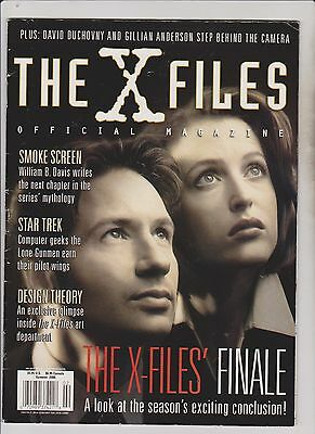 The X-Files Official Magazine (Summer 2000)