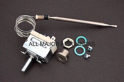 Thermostat With Gland Bain Marie , Urns Ect 30-120 C  16 Amp 55.17022.010