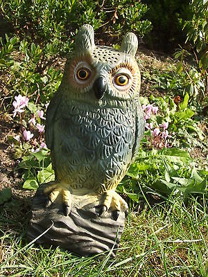 .latex Mould/moulds/mold. 7.5 Inch Owl On A Log