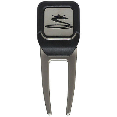 Cobra Golf Divot Tool With Inlaid Ball Marker - New Pitch Ground Repair Kit Club