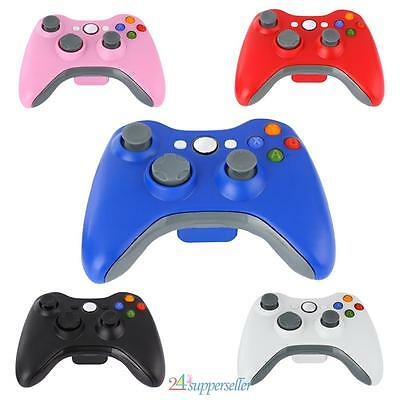 5Colours Wireless Game Controller Gamepad Joypad For Microsoft Official Xbox 360