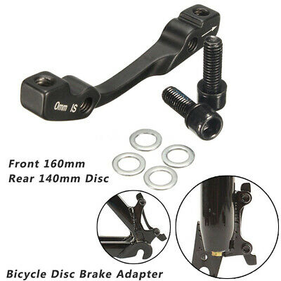MTB Bike Bicycle Disc Brake Mount Adaptor For Front Caliper PM to IS 4 Sizes New