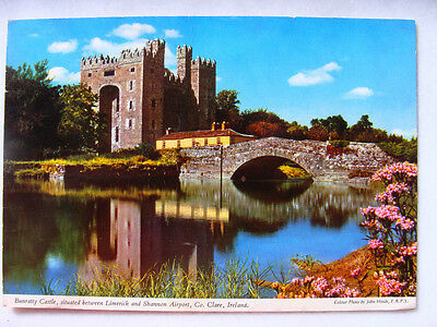 Bunratty Castle, Co Clare Shannon Hinde 2/31 Used 1969