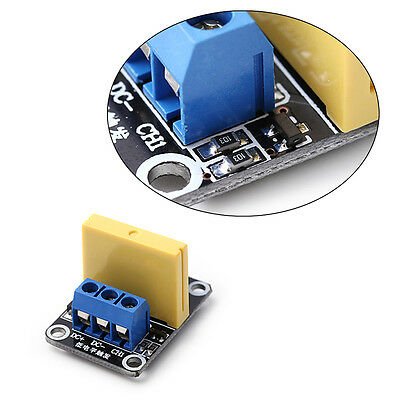 1 Channel SSR Solid State Relay High-low Trigger 5V For Arduino Uno R3 1pc New