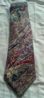 China Southern Airlines 100% Silk Tie