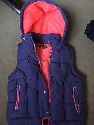 Girls Gorgeous Limited Collection M&s Padded Gilet