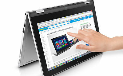 Dell Inspiron 13 7359  2-in-1 INTEL CORE i7 2.5GHZ  8GB 500GB FHD TOUCH-SCREEN
