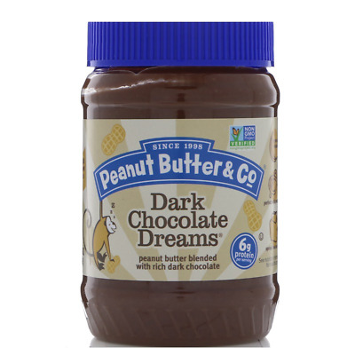 New Peanut Butter & Co. Smooth Operator Dark Chocolate Gluten Free Daily Foods