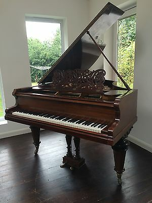 Schiedmayer & Soehne Boudoir Grand Piano