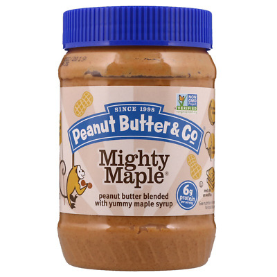 New Peanut Butter & Co. Smooth Operator Mighty Apple Gluten Free Daily Foods
