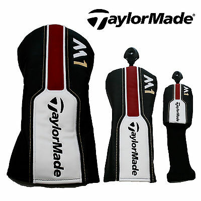 Taylormade  M1 & M2 Golf Club Replacement Headcovers Driver, Fairway, Hybrid
