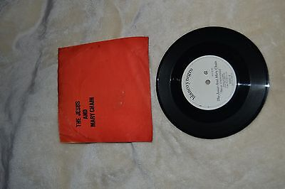 "The Jesus and Mary Chain 'Never Understand' 'Suck'  45rpm 7"" Vinyl Indie Rock"