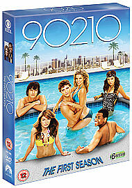 90210 - Series 1 - Complete (DVD, 2009, 6-Disc Set, Box Set)