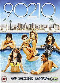 90210 - Series 2 - Complete (DVD, 2010, 6-Disc Set)
