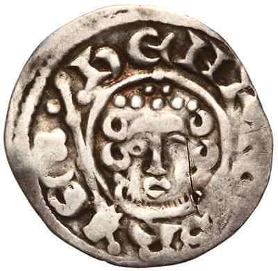 HENRY III  (1216-1247 AD) Silver Penny. Canterbury #NW 6680