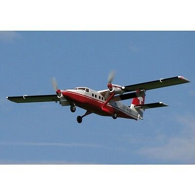 Bauplan Twin Otter DHC-6-300