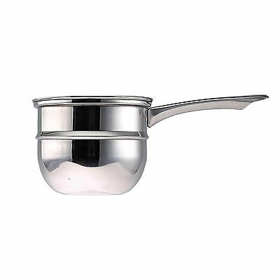 Kitchen Craft NON STICK S/STEEL PORRINGER Steamer Bain Marie Double Boiler Pan