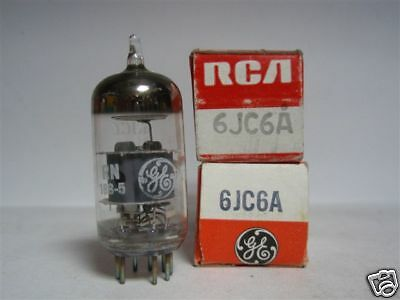 6Jc6A Tube. 6Jc6 Tube. Mixed Brands. Nos / Nib. Rcb39