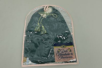 Life of Faith Laylie's Robin Hood Cape and Feathered Hat New in Package
