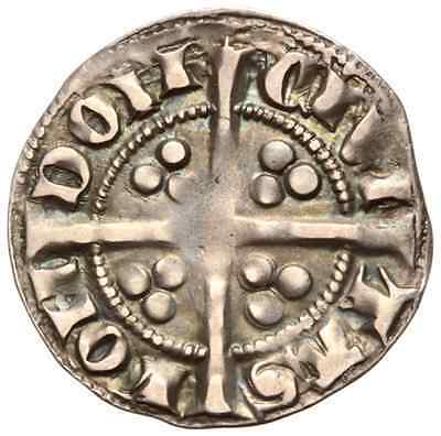 EDWARD I (1300 AD) Silver Penny. London #DM 6684