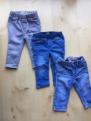Baby Gap Girl Jeans 12-18 Months