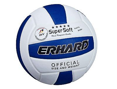 ERHARD® SPORT Trainings-Volleyball DVV Super Soft Volley-Ball