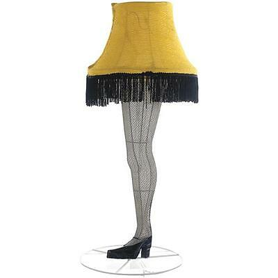 28-INCH 120V A Christmas Story Indoor / Outdoor Leg Lamp