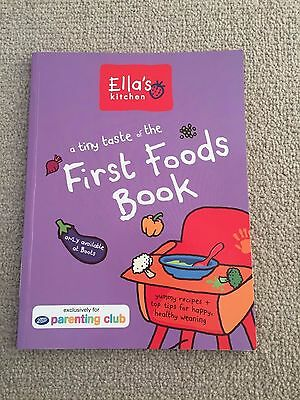 The First Foods Book: The Purple One by Ella's Kitchen (Paperback, 2015)