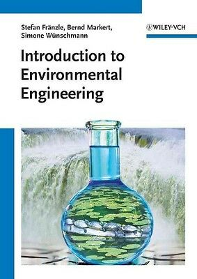 Introduction to Environmental Engineering by Stefan Franzle Paperback Book (Engl