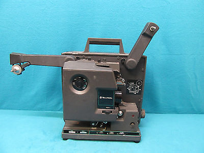 Vintage Bell & Howell Model 2592B 16mm FilmSound Movie Projector Tested Working