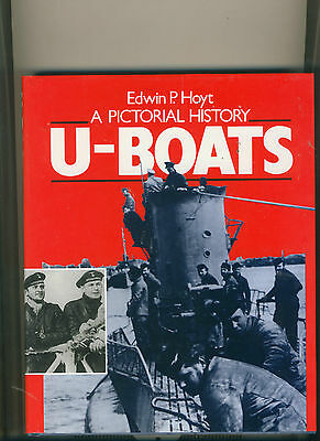 U-BOATS. a pictorial history