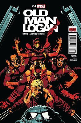 Old Man Logan #14 (2016) 1St Printing Bagged & Boarded